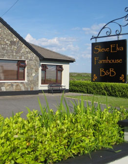 Slieve Elva Farmhouse B&B